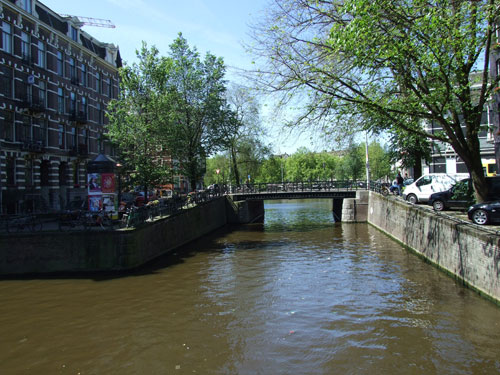 Leidsegracht in Amsterdam